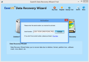 EaseUS Data Recovery Crack 13.7 with Serial Keygen Download