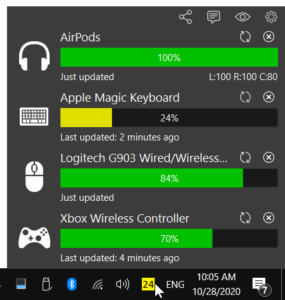 Bluetooth Battery Monitor 2.8.0.1 Crack Download 2021