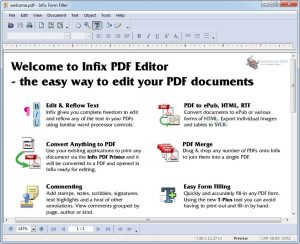 Infix PDF Editor Pro 7.6.1 with Crack Download 2021